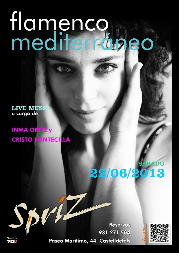 Flamenco Mediterráneo en Spriz