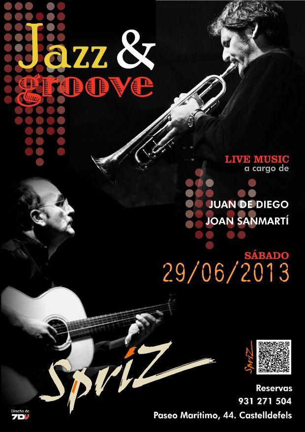 Jazz & Groove en Spriz