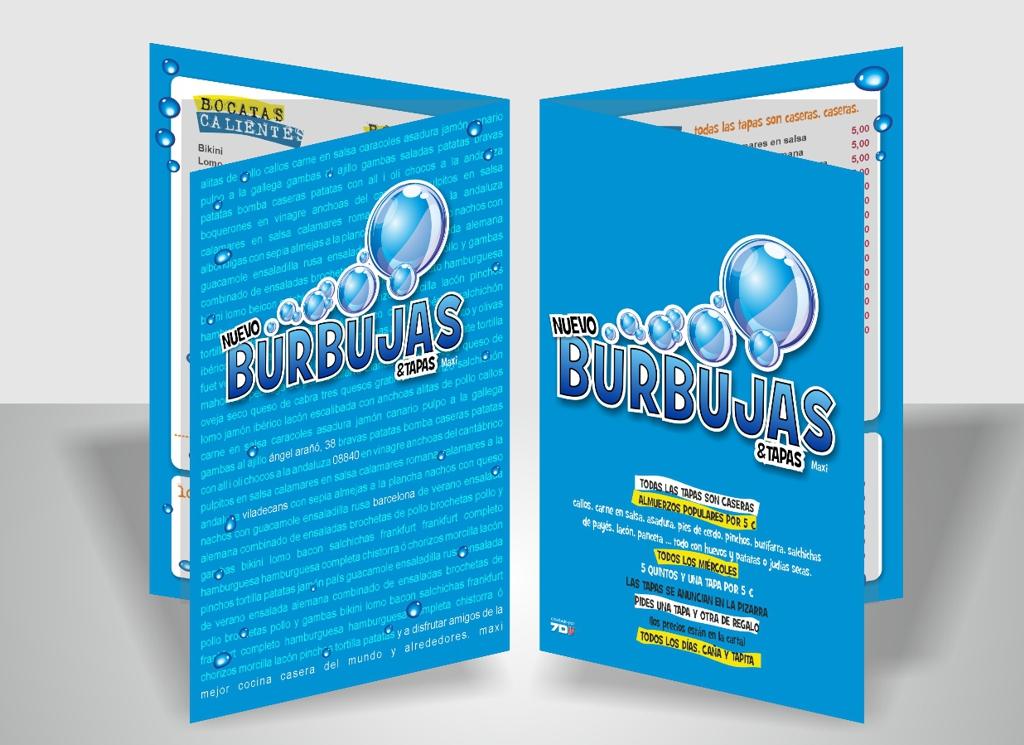 BURBUJAS facebook