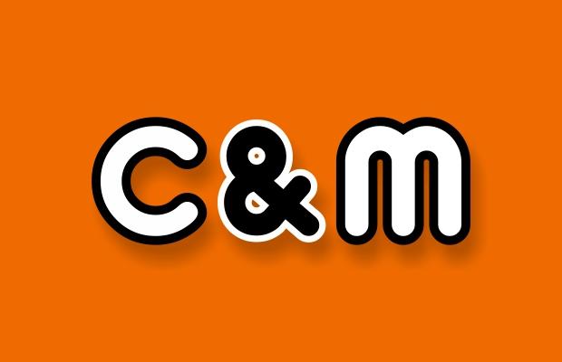 C&M logotipo