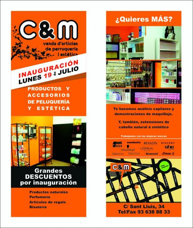 c&m flyers