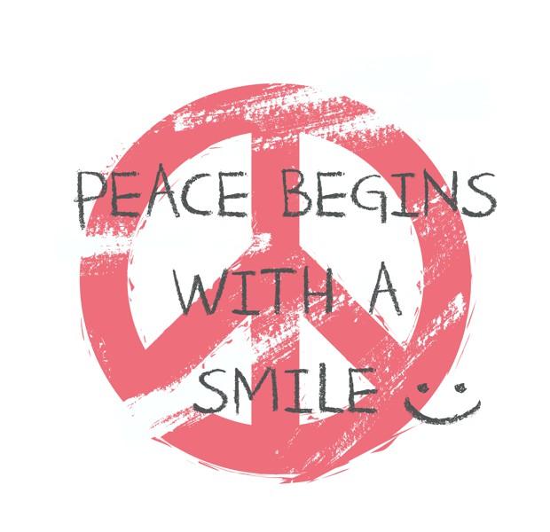 Crazy Peace begins