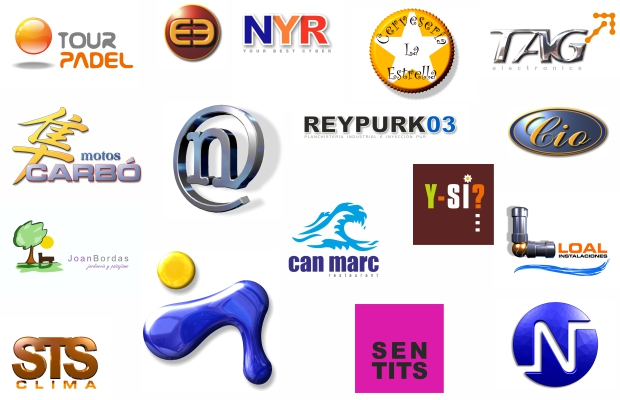 Galeria de logos