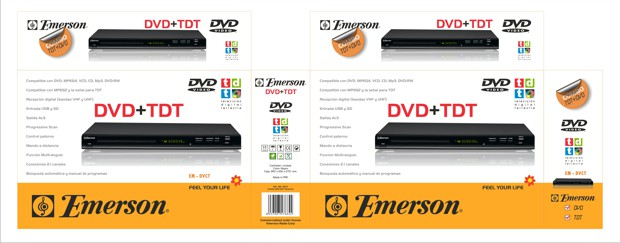 emerson dvd