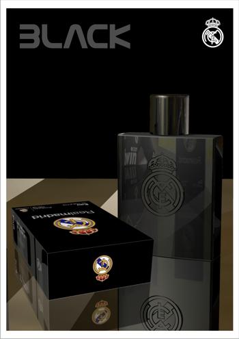 RM Black bottle brillante