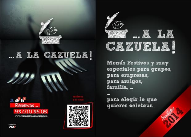 A LA CAZUELA – NAVIDAD2014 ok1