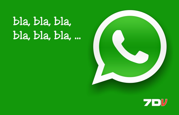 WhatsApp Web 7DV