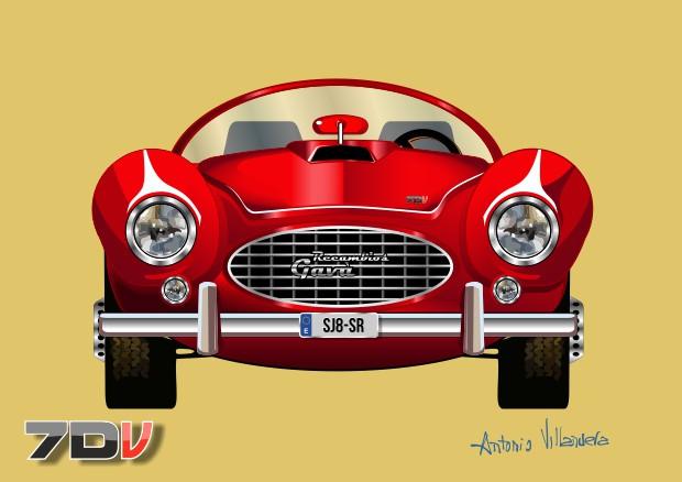Recambios Gavà 1970 Vintage Car